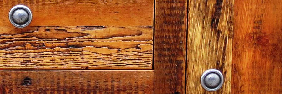 Close Up Of Sideboard