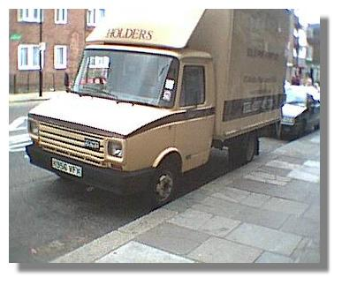 Delivery Van No1